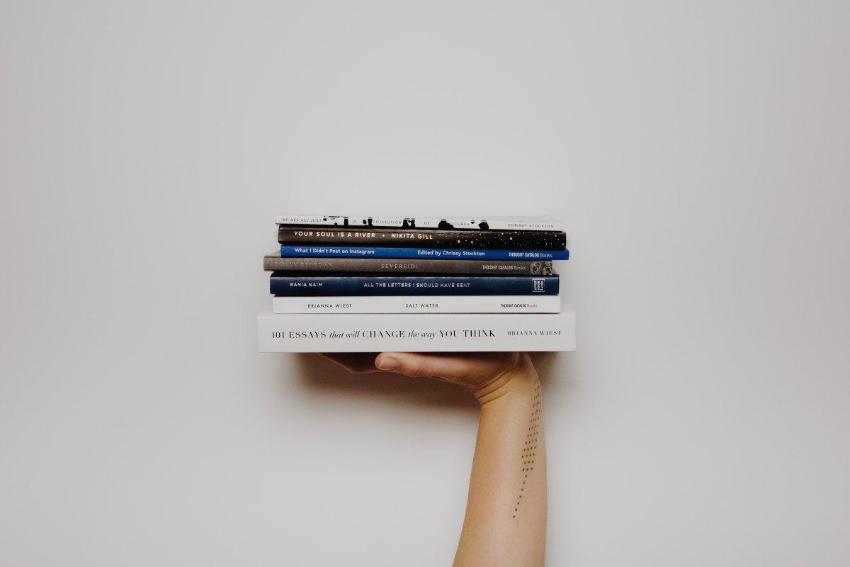 Six Beautiful Books That Changed My Life